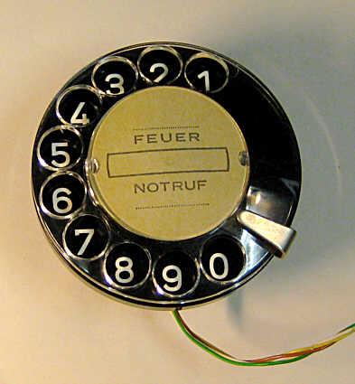 nummernschalter